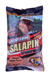 Прикормка Greenfishing Salapin Фидер Люкс